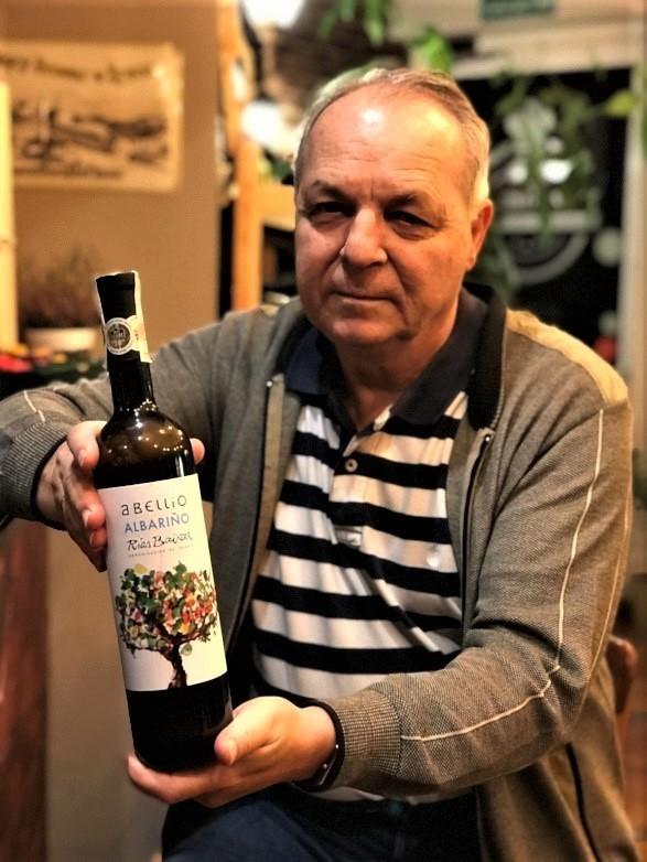 Winnica Profesora - autor, prof. Marek Rekowski.