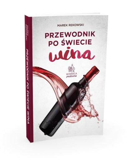 ksiażka o winie, znawca wina, przewodnik po świecie wina