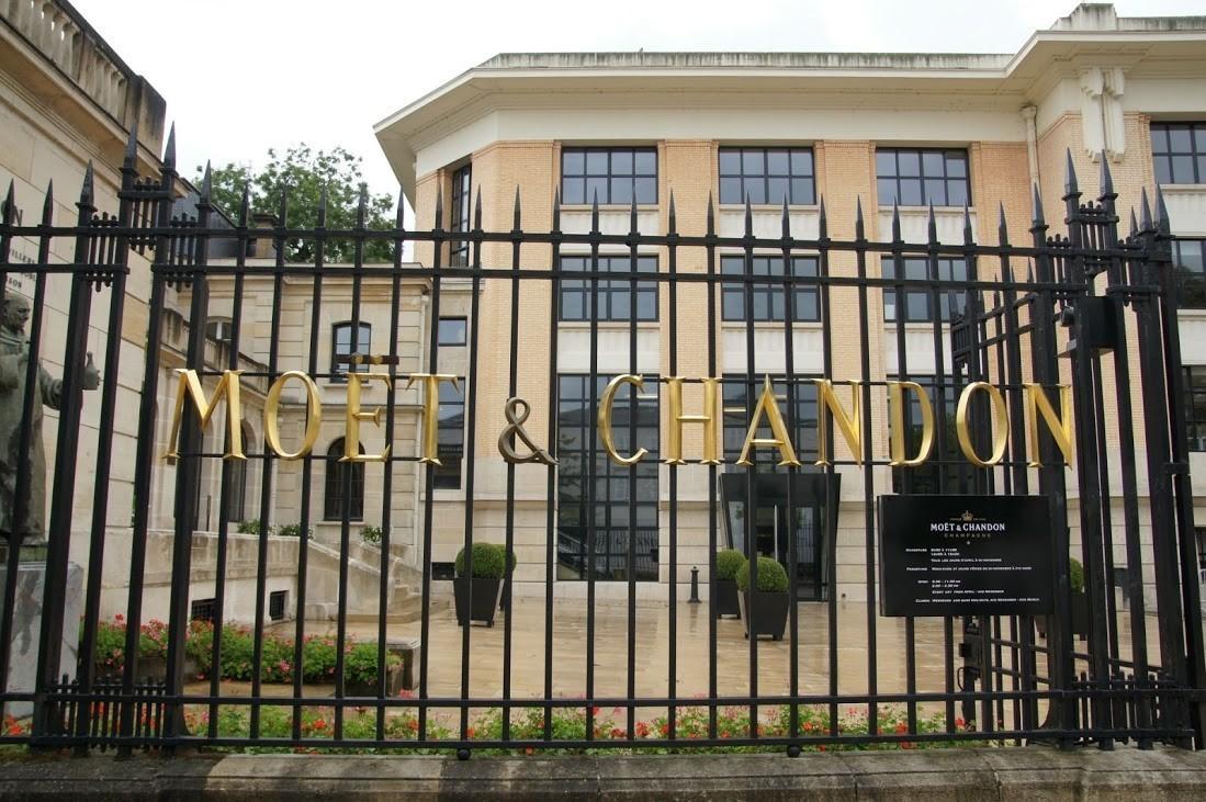 Moet and Chandon siedziba