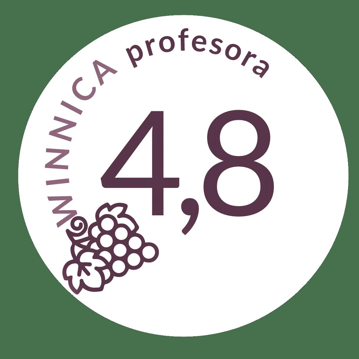 Ocena wina 4,8