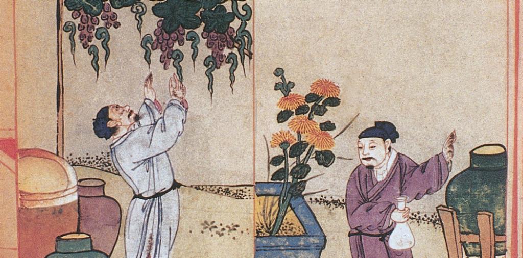 Wino sprzed 7000 lat?