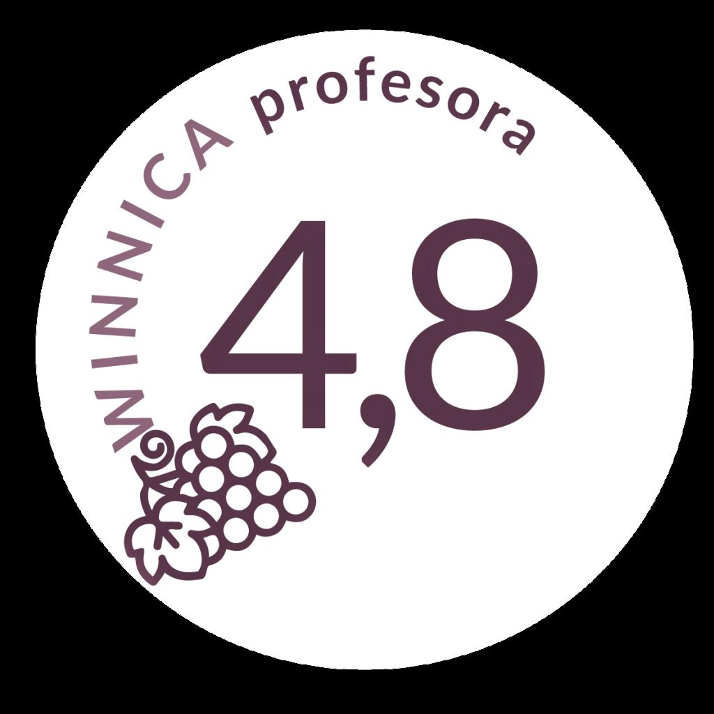 Polski Szampan - ocena 4,8.