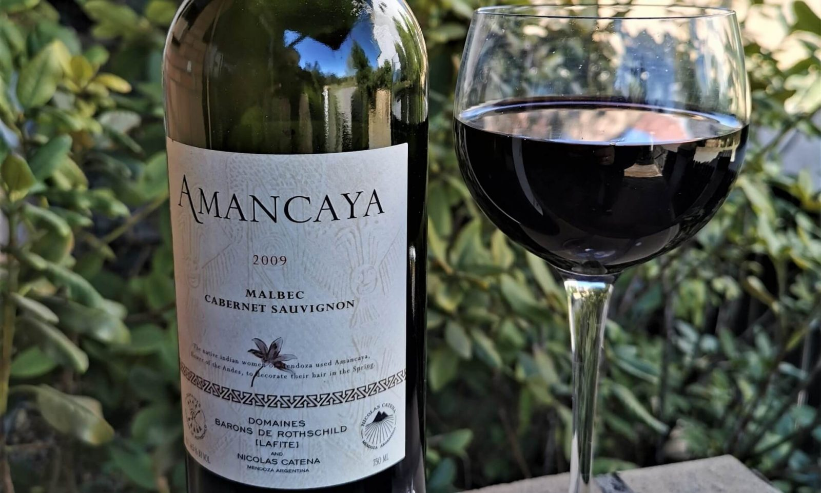 Amancaya – wino zakochanej Indianki