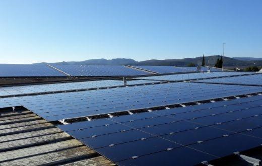 Bodegas Torres - źródła zielonej energii.