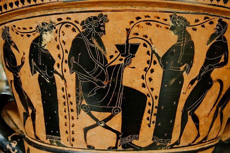 W Grecji warto spróbować wina z miejscowych odmian