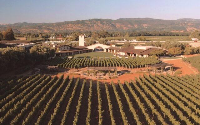 Najlepsze winnice 2020 - Robert Monadavi Winery, USA, Kalifornia.
