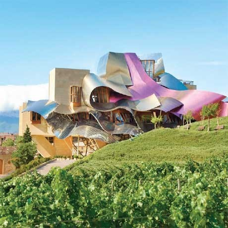 Najlepsze winnice 2020 - 6. Marques de Riscal, Hiszpania, Rioja.