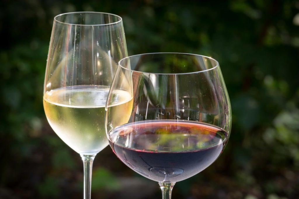 Dlaczego białe wino jest łatwiejsze od czerwonego? O co chodzi?