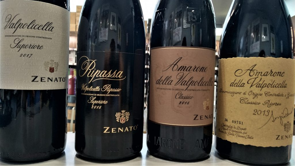 Region winiarski Valpolicella i jego wina.