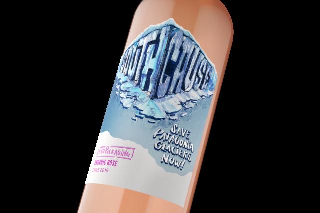 Winne ciekawostki - wino na ratunek lodowcom!