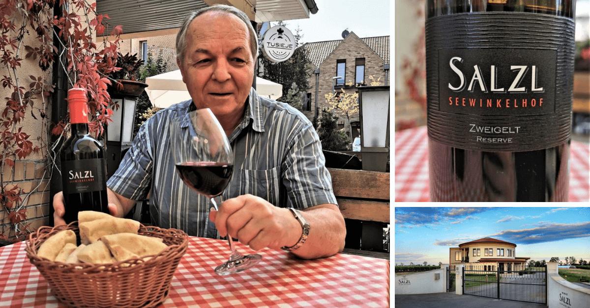Wino dla konesera – Zweigelt z Austrii