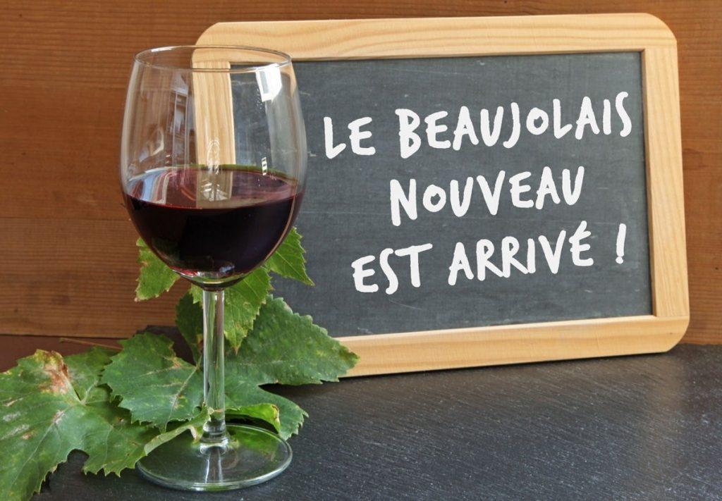 Le Beaujolais Nouveau 2020 est Arrivé!