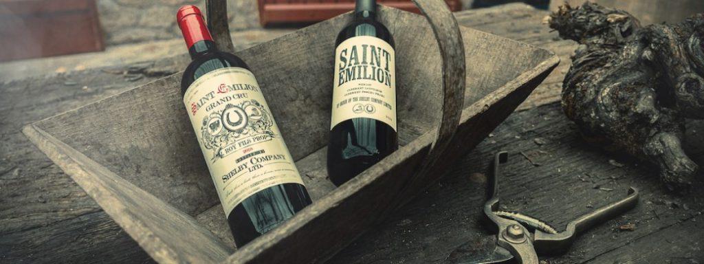 Oto wino Peaky Blinders!