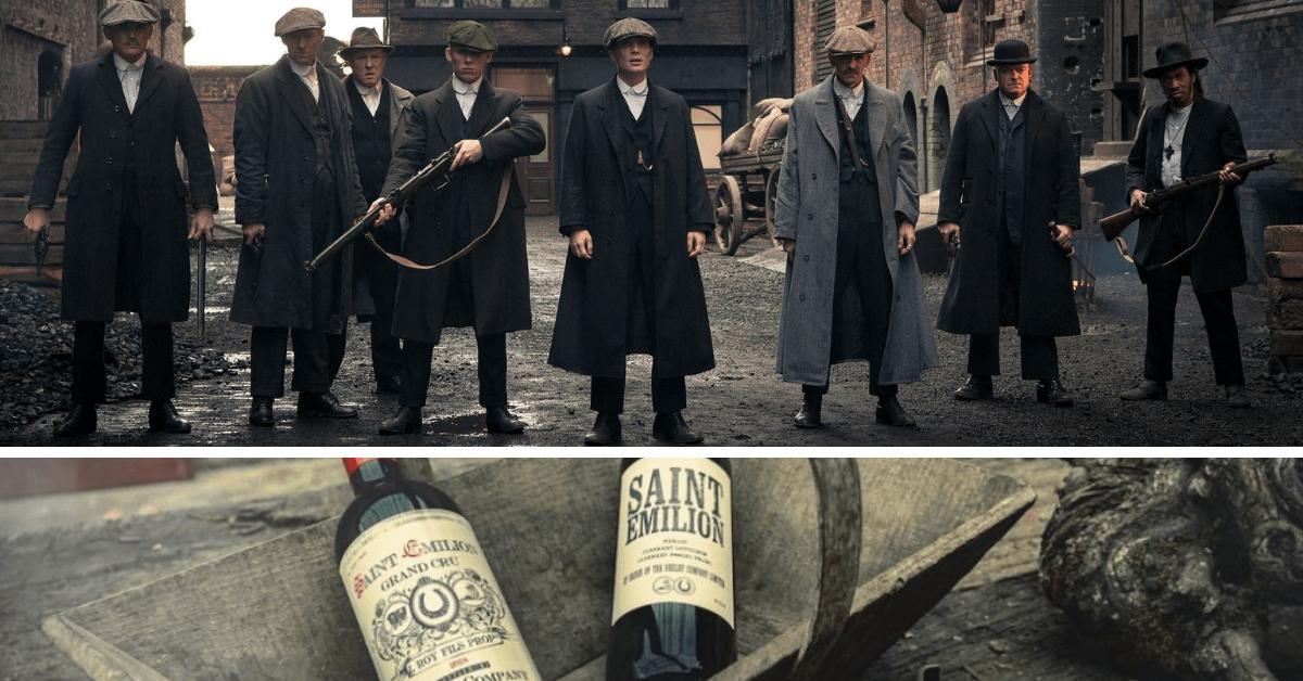 Wino Peaky Blinders – gangsterska rodzina ma swoje wino