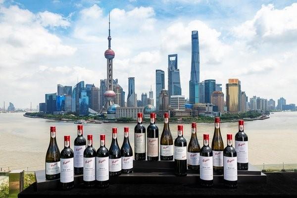 Polityka a wino, wpływ na ceny win australijskich.