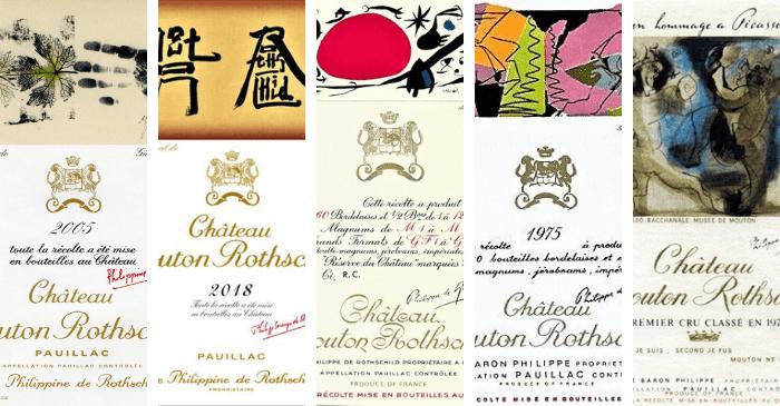 Artystyczne etykiety win