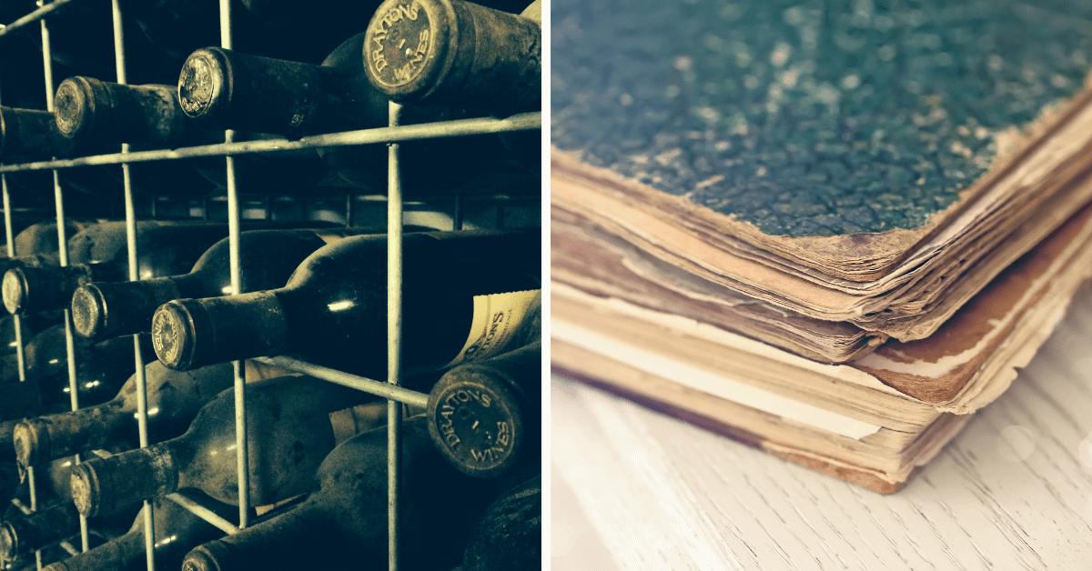 Klasyfikacja wina z XVII wieku – Bordeaux