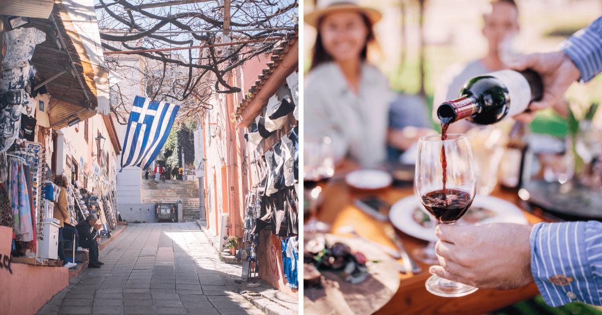 Przewodnik po winach Krety – winiarska turystyka Kreta