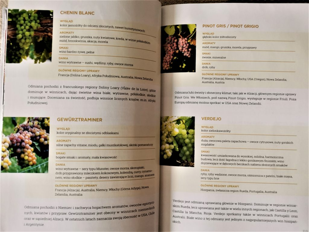 Jakie białe wino na lato? Znajdziesz w książce!