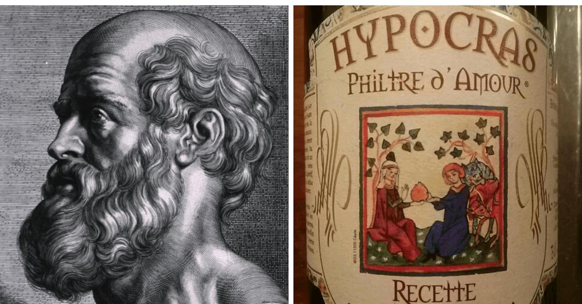 Hipokras – ulubione wino królów