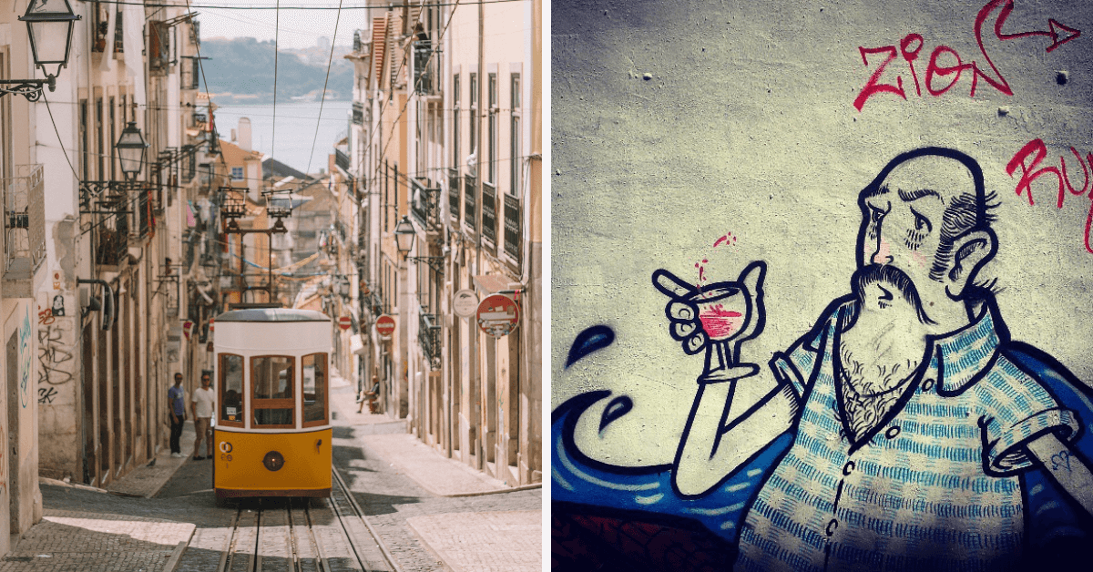 Read more about the article Na wino w Lizbonie – Lizbona