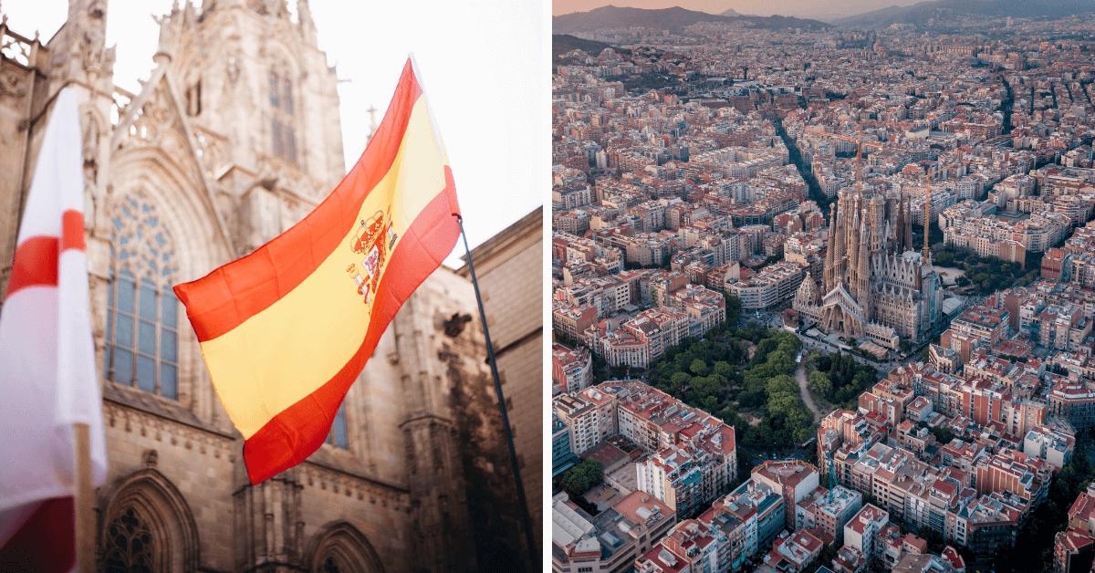 Na wino w Barcelonie